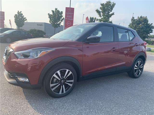 2018 Nissan Kicks SV (Stk: ML501880A) in Bowmanville - Image 1 of 15