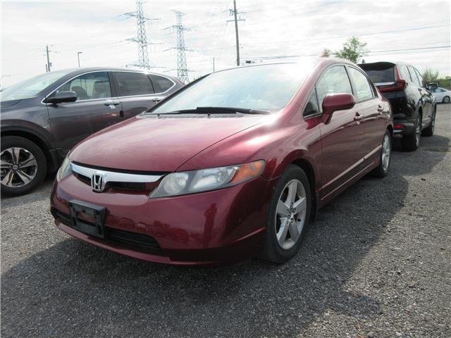 2006 Honda Civic LX (Stk: 29956A) in Ottawa - Image 1 of 1