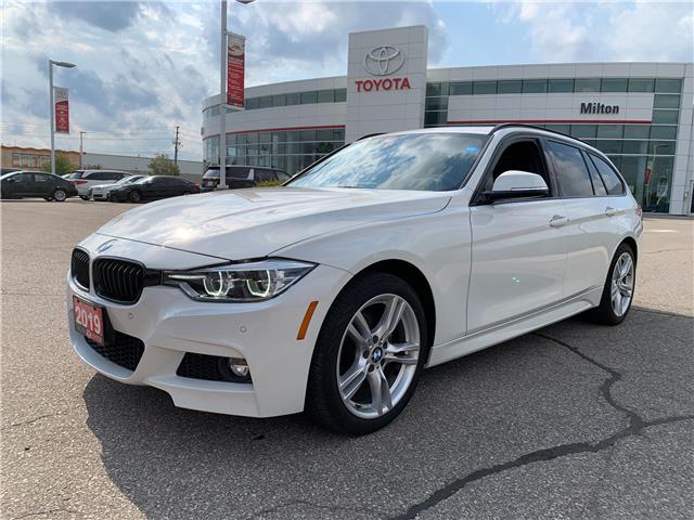 2019 BMW 330i xDrive Touring (Stk: 484228) in Milton - Image 1 of 22