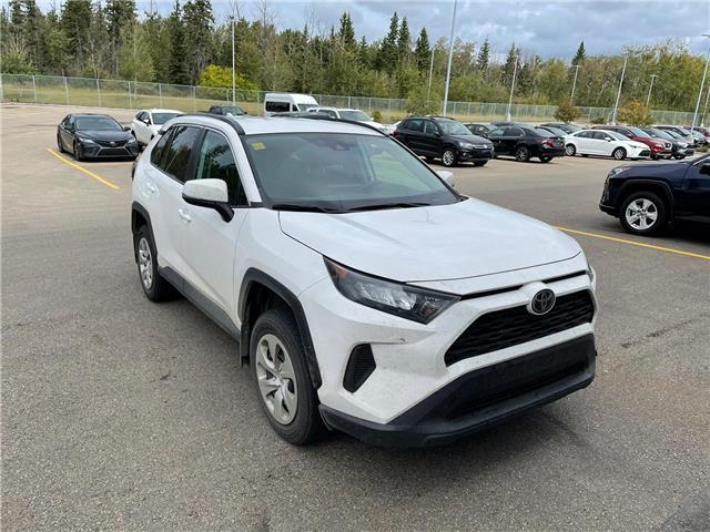 2020 Toyota RAV4 LE (Stk: 36284A) in Edmonton - Image 1 of 3