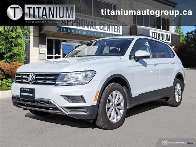 2019 Volkswagen Tiguan Trendline (Stk: 020676) in Langley Twp - Image 1 of 20