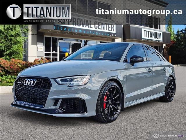 2020 Audi RS 3 2.5T (Stk: 902376) in Langley Twp - Image 1 of 24