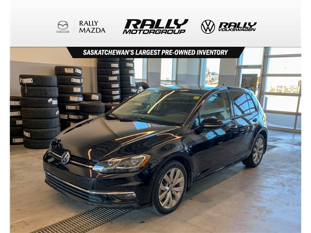 2019 Volkswagen Golf 1.4 TSI Execline (Stk: V1554A) in Prince Albert - Image 1 of 13