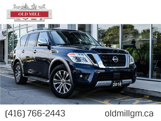 2018 Nissan Armada SL (Stk: 550482U) in Toronto - Image 1 of 29