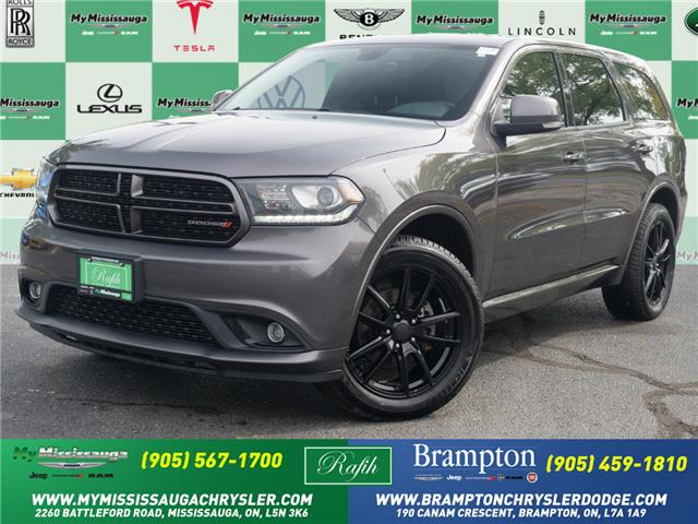 2017 Dodge Durango GT (Stk: 21503A) in Mississauga - Image 1 of 29