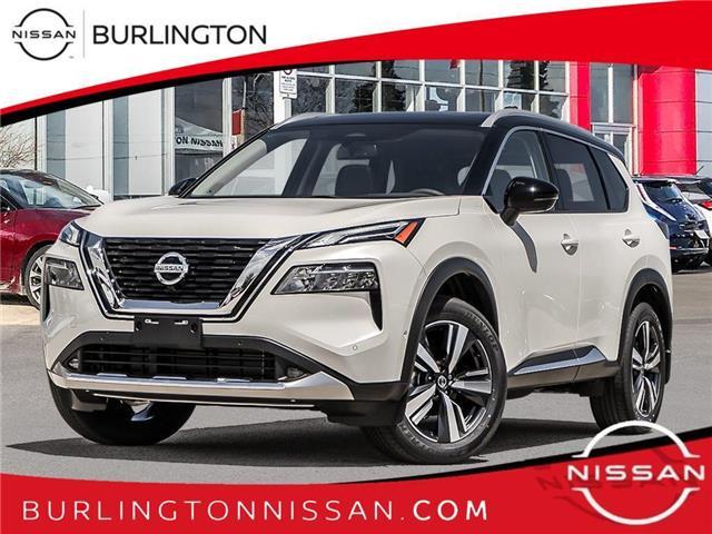 2021 Nissan Rogue Platinum (Stk: B3215) in Burlington - Image 1 of 23