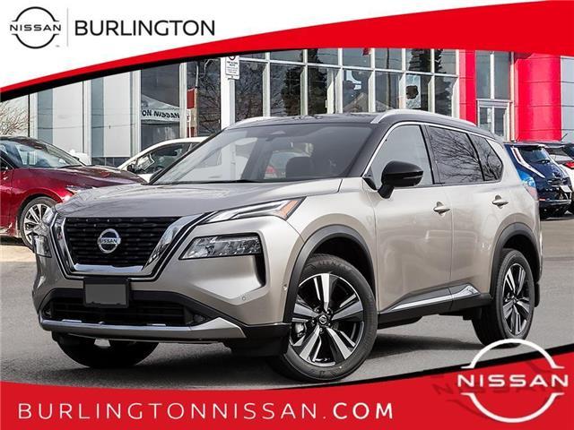 2021 Nissan Rogue Platinum (Stk: B3217) in Burlington - Image 1 of 23