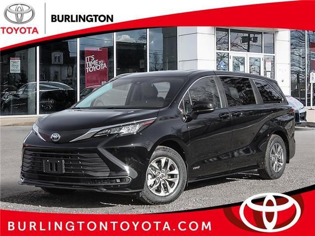 2021 Toyota Sienna  (Stk: 216049) in Burlington - Image 1 of 23
