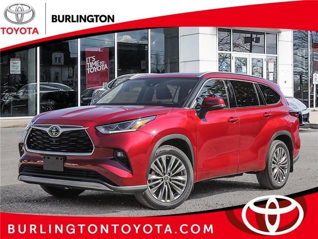 2021 Toyota Highlander Limited (Stk: 219121) in Burlington - Image 1 of 23