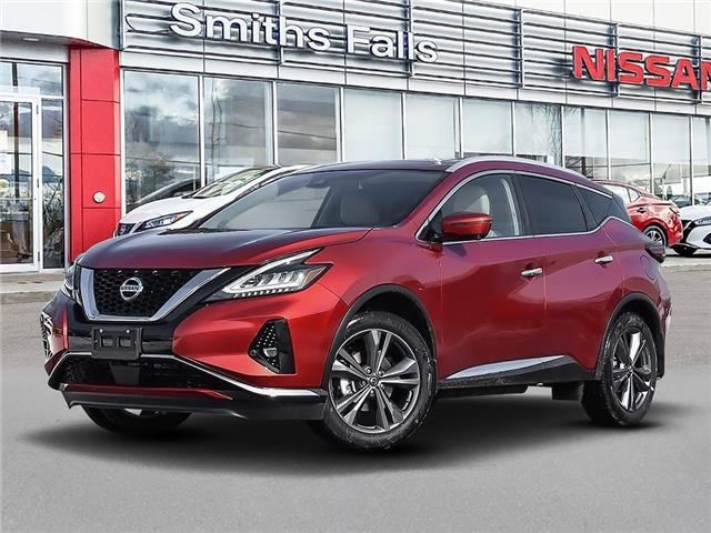 2021 Nissan Murano Platinum (Stk: 21-333) in Smiths Falls - Image 1 of 10