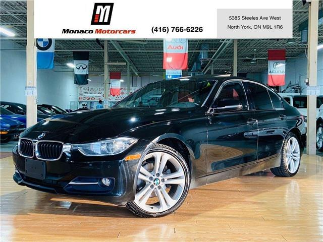 2015 BMW 328d xDrive (Stk: 4403-22) in North York - Image 1 of 13