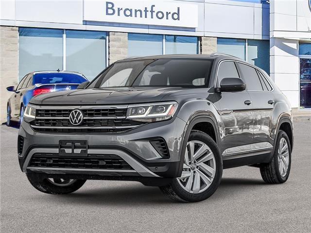 2021 Volkswagen Atlas Cross Sport 3.6 FSI Highline (Stk: AS21056) in Brantford - Image 1 of 23