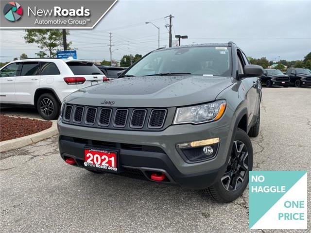 2021 Jeep Compass Trailhawk (Stk: M20856) in Newmarket - Image 1 of 24