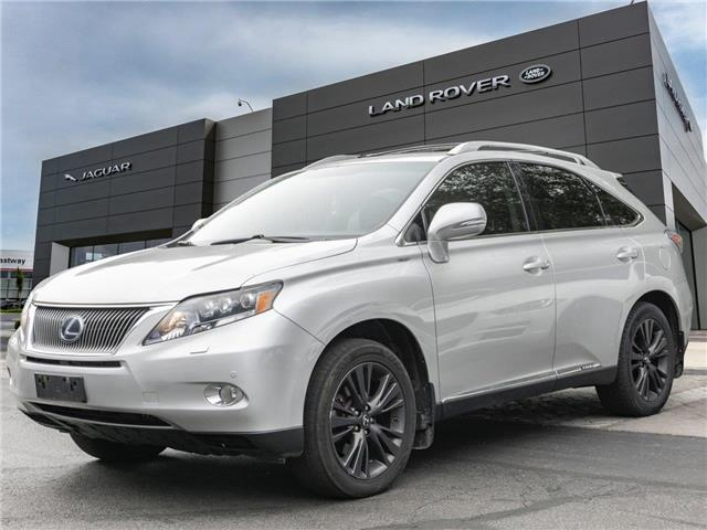 2011 Lexus RX 450h Base (Stk: TO33198) in Windsor - Image 1 of 24