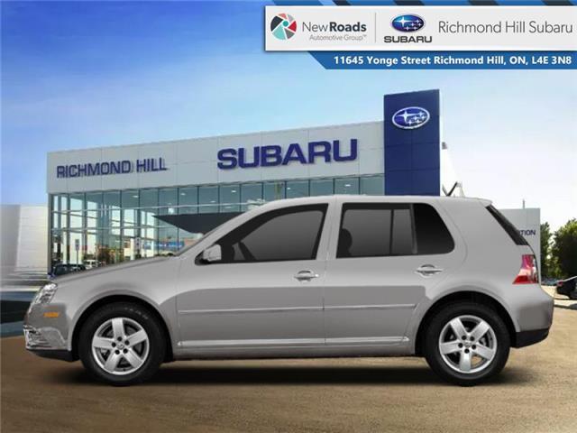 New 2010 Volkswagen Golf City 2.0L  - RICHMOND HILL - NewRoads Subaru of Richmond Hill