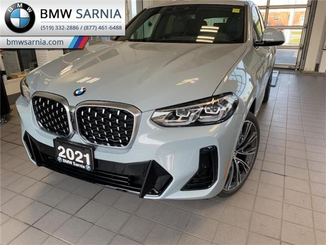 2022 BMW X4 xDrive30i (Stk: BF2202) in Sarnia - Image 1 of 11