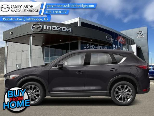 2021 Mazda CX-5 Signature (Stk: 21-5448) in Lethbridge - Image 1 of 1