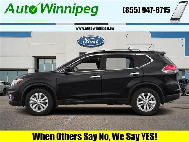2016 Nissan Rogue S (Stk: 21229C) in Winnipeg - Image 1 of 1