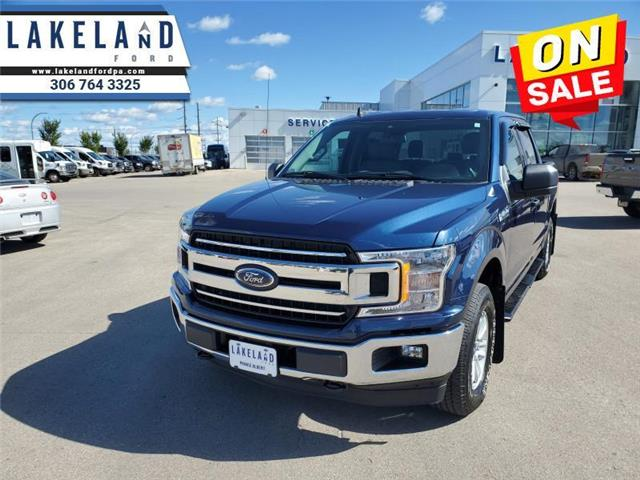 2020 Ford F-150 XLT (Stk: F3093) in Prince Albert - Image 1 of 15
