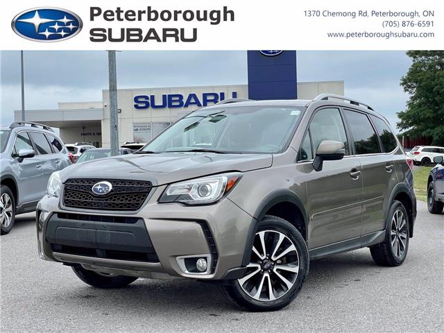 2018 Subaru Forester 2.0XT Touring (Stk: SP0490) in Peterborough - Image 1 of 30