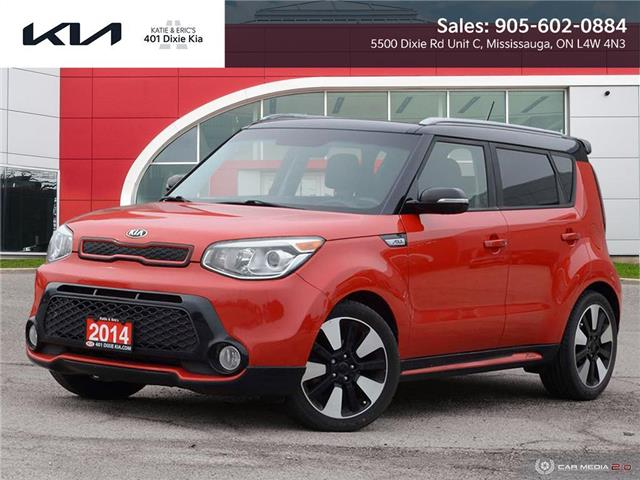 2014 Kia Soul SX (Stk: SL22003A) in Mississauga - Image 1 of 27