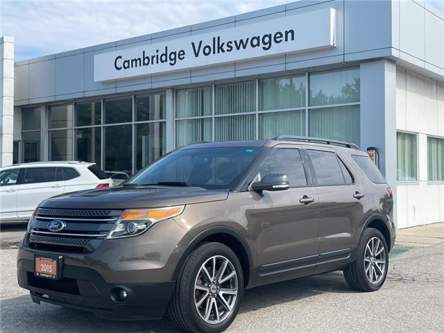 2015 Ford Explorer XLT (Stk: T6089) in Cambridge - Image 1 of 28