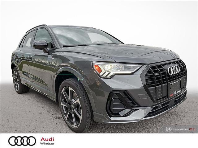 2022 Audi Q3 45 Progressiv (Stk: 22004) in Windsor - Image 1 of 29
