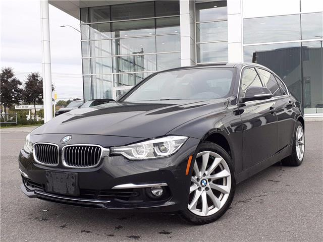 2017 BMW 3 Series 330i xDrive   SUNROOF   NAVI   LEATHER   (Stk: P10045) in Gloucester - Image 1 of 14