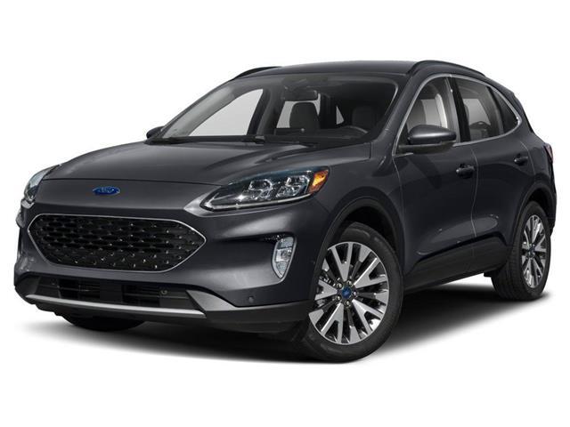 2021 Ford Escape Titanium Hybrid (Stk: MSC035) in Fort Saskatchewan - Image 1 of 9
