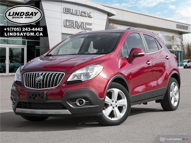 2015 Buick Encore Leather (Stk: 75783AA) in Lindsay - Image 1 of 27