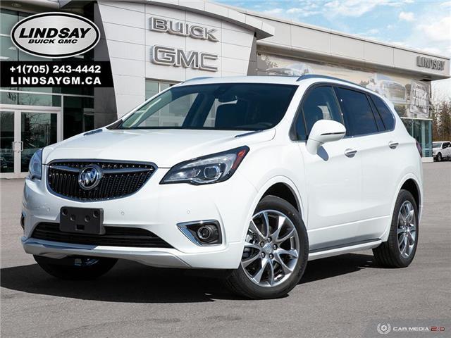 2020 Buick Envision Premium I (Stk: 087) in Lindsay - Image 1 of 27
