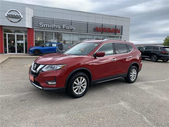 2017 Nissan Rogue SV (Stk: 21-048A) in Smiths Falls - Image 1 of 19