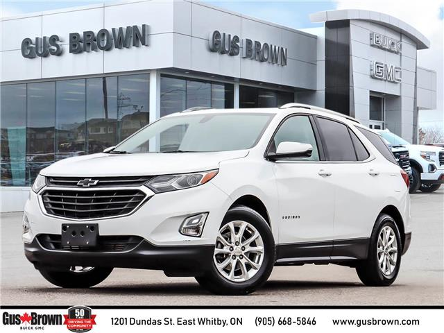 2018 Chevrolet Equinox LT (Stk: 6184694T) in WHITBY - Image 1 of 29