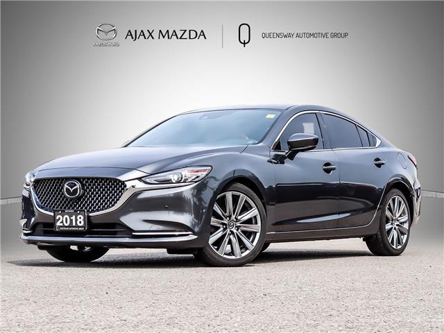 2018 Mazda MAZDA6 Signature (Stk: 21-1792TA) in Ajax - Image 1 of 29
