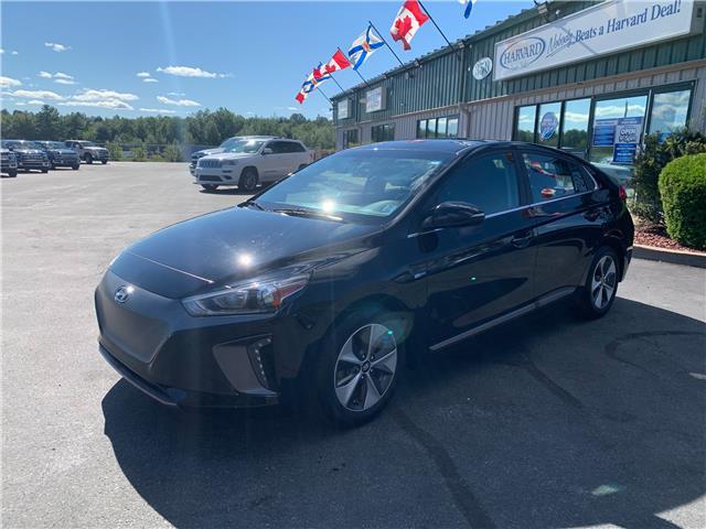 2019 Hyundai Ioniq EV Preferred (Stk: 11157) in Lower Sackville - Image 1 of 18