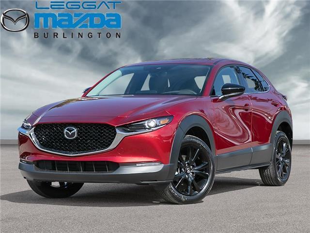 2021 Mazda CX-30 GT w/Turbo (Stk: 214429) in Burlington - Image 1 of 11