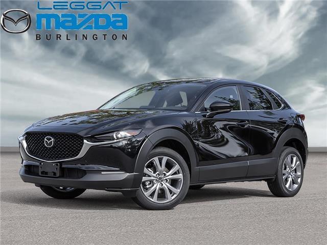 2021 Mazda CX-30 GS (Stk: 213956) in Burlington - Image 1 of 23