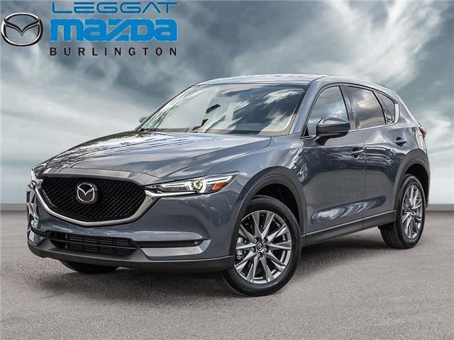 2021 Mazda CX-5 GT w/Turbo (Stk: 219491) in Burlington - Image 1 of 23