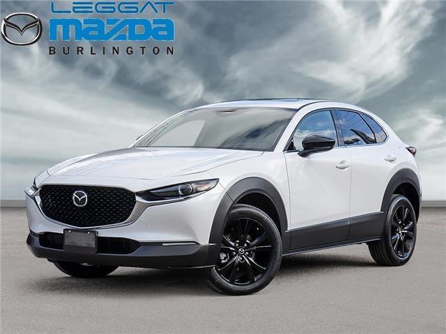 2021 Mazda CX-30 GT w/Turbo (Stk: 216704M) in Burlington - Image 1 of 23