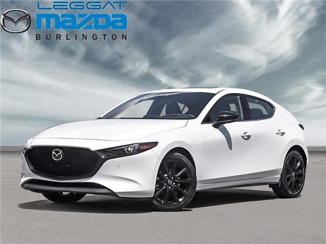 2021 Mazda Mazda3 Sport GT w/Turbo (Stk: 216411) in Burlington - Image 1 of 11