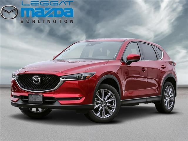 2021 Mazda CX-5 GT (Stk: 219649) in Burlington - Image 1 of 23