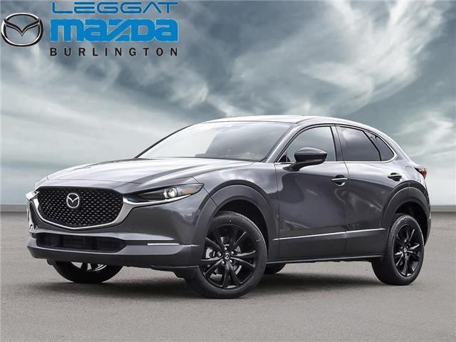 2021 Mazda CX-30 GT w/Turbo (Stk: 210032) in Burlington - Image 1 of 20