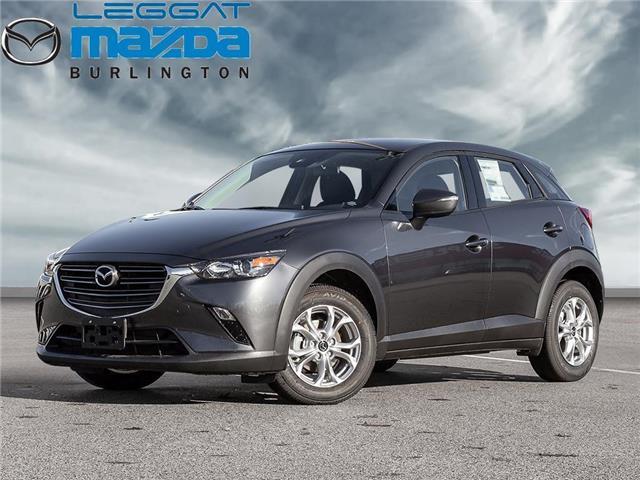 2021 Mazda CX-3 GS (Stk: 217422) in Burlington - Image 1 of 23