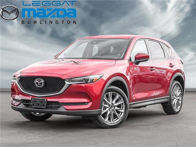 2021 Mazda CX-5 GT w/Turbo (Stk: 213289) in Burlington - Image 1 of 23