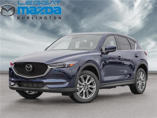 2021 Mazda CX-5 GT w/Turbo (Stk: 215270) in Burlington - Image 1 of 10