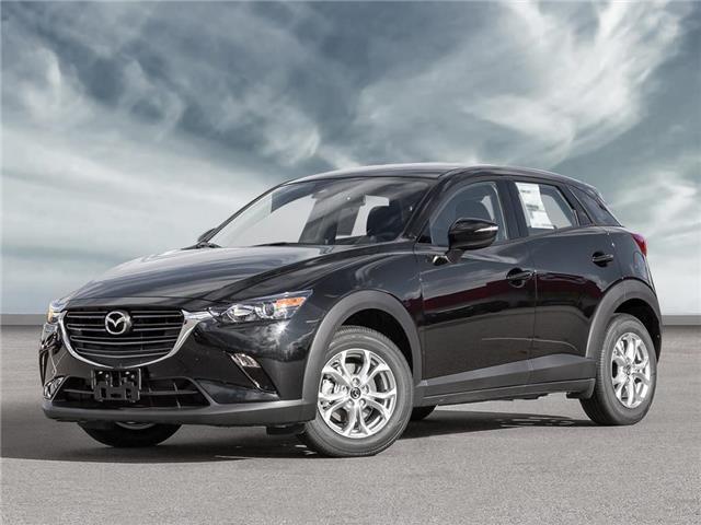 2021 Mazda CX-3 GS (Stk: 217343) in Burlington - Image 1 of 23