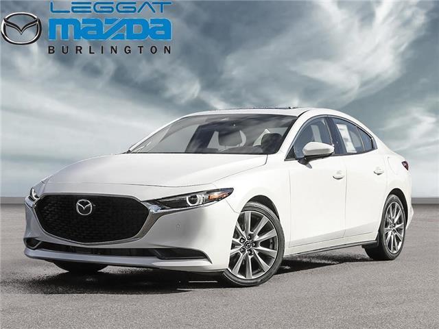 2021 Mazda Mazda3 GT w/Turbo (Stk: 213628) in Burlington - Image 1 of 23