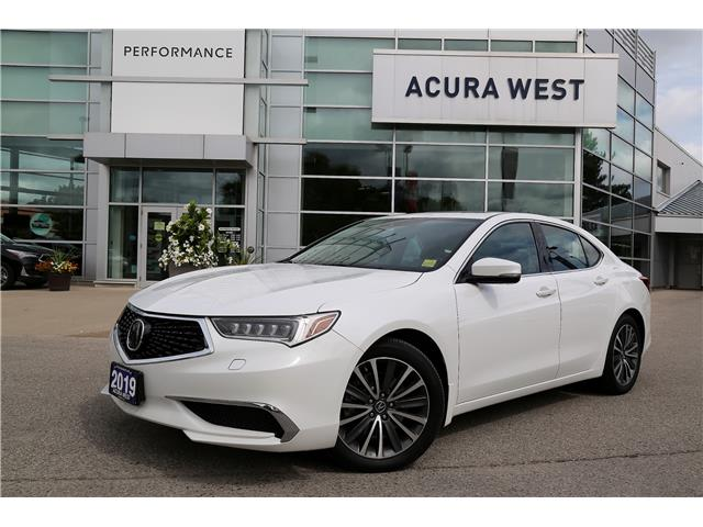 2019 Acura TLX Tech (Stk: 7499A) in London - Image 1 of 28