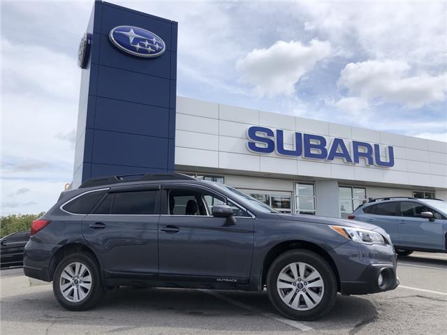 2015 Subaru Outback 2.5i Touring Package (Stk: P1124A) in Newmarket - Image 1 of 2