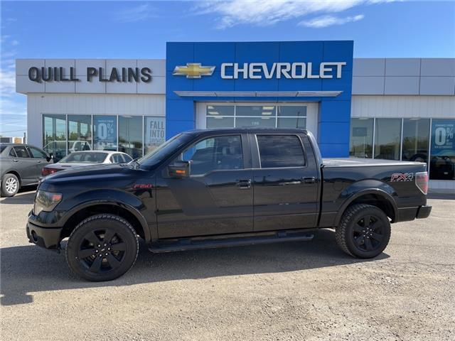 2014 Ford F-150  (Stk: 21T166A) in Wadena - Image 1 of 11